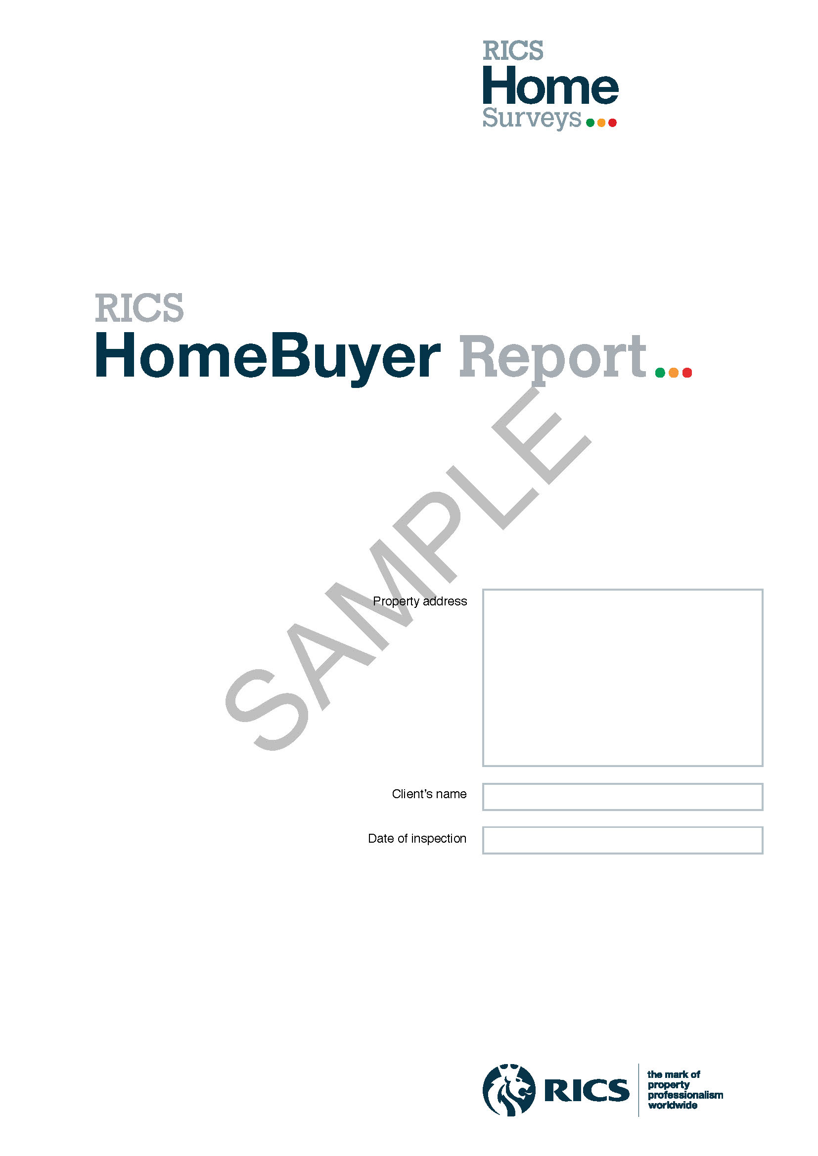 sample-rics-homebuyer-report